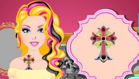 Tatuajes para Barbie