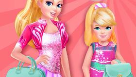 Barbie diseño de bolsos