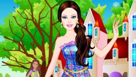 Juego de Barbie princesa