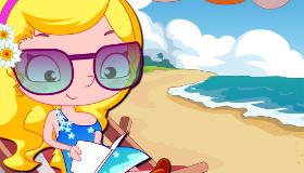 Trastadas en la playa