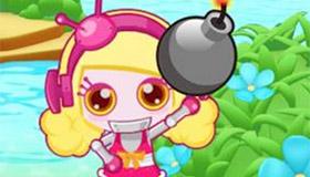 Bomberman juego para chicas