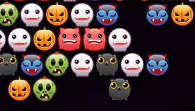 Los caramelos de Halloween