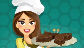 Tarta de chocolate con Emma