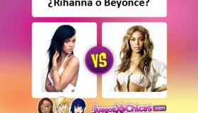 ¿Quién canta mejor? ¿Rihanna o Beyoncé?