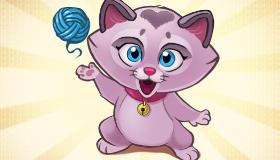 Juego de gatos para niños