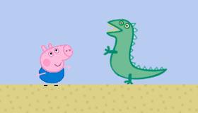 George Pig la aventura