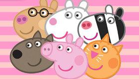 Peppa Pig billar
