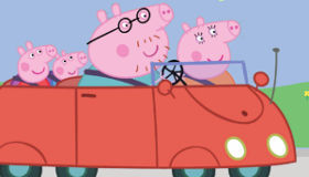 Carreras de Peppa Pig