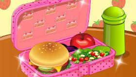 juego de cocinar para el colegio