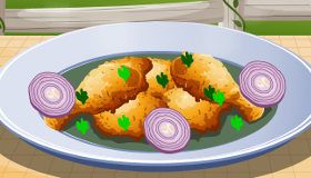 Cómo freir pollo