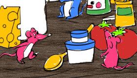 Dibujos de cocina