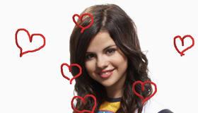 Selena Gomez para pintar
