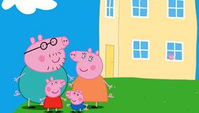 Juego de Peppa Pig para iPad