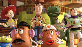 Toy Story al rescate