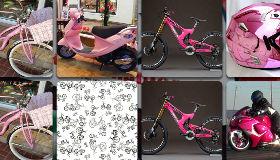 Motos y bicicletas