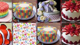 Juego de pasteles para niñas