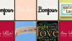 Juego de idiomas para niños