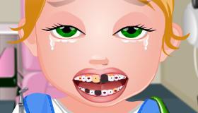 Juego de dentista de bebés