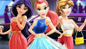 Fin de curso de Princesas Disney