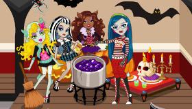 Mansión encantada de Monster High