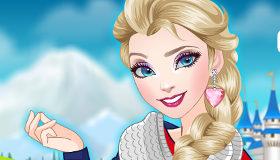 Elsa en el presente