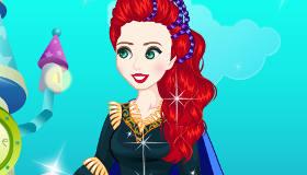 La princesa Merida Emo
