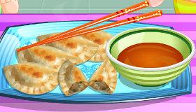 Juego de cocina japonesa