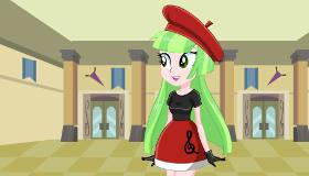 Watermelody de Las Chicas de Equestria