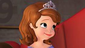 Juego de mates con la princesa Sofía