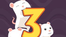 Tres ratoncitos