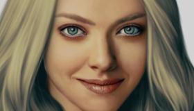 Maquillar a Amanda Seyfried