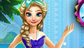 Juego fácil de Frozen