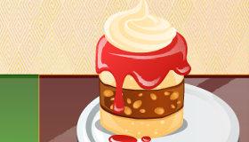 Hacer pasteles con tiempo