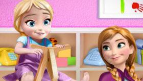 Frozen bebé Elsa