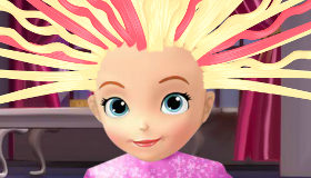 Peinados con princesa Sofia