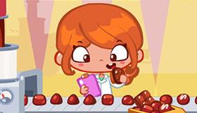La fábrica de chocolate