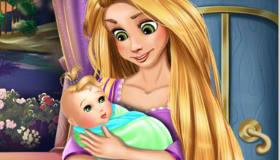 Rapunzel y su hija