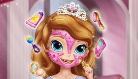 Cambio de look de Princesa Sofía