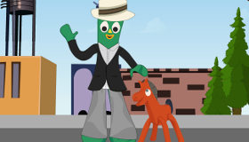 Vestir a Gumby