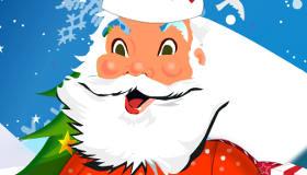 Cambio de look de Papá Noel