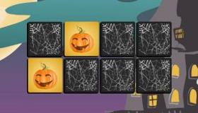 Juego de memoria de Halloween