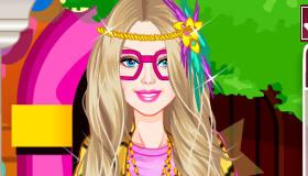 Vestir a Barbie de hipster
