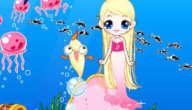 Juego de delfín