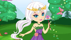 Vestir elfas del bosque