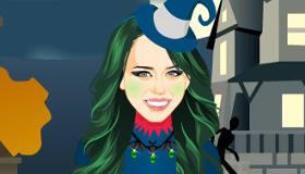 Halloween con Hannah Montana