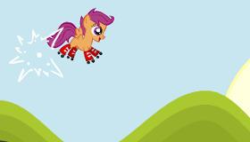 My Little Pony carrera mágica