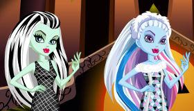 Show de moda de Monster High