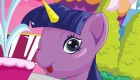 Fiesta de Mi pequeño pony