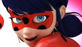 Viste a Ladybug de Miraculous