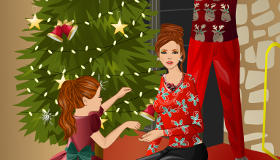 Navidad familiar